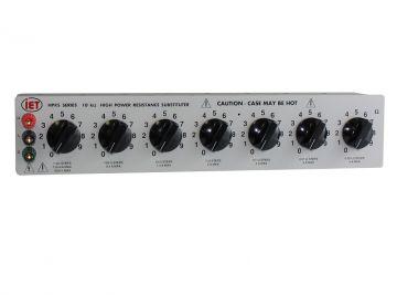 HPRS-F-7-0.001ハイパワーディケード抵抗ボックス