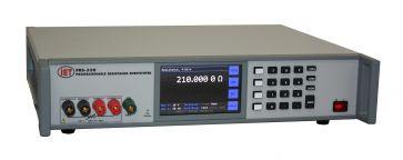 PRS-330高精度プログラマブル抵抗ボックスとRTDシミュレータ