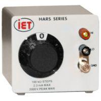 HRRS-B-1-1G高抵抗ディケードボックス