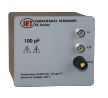 SCA-100pF静電容量規格